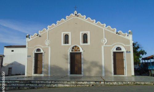 Itapiúna - Capela de São Francisco