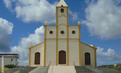 Itatira - Igreja Matriz Menino Deus