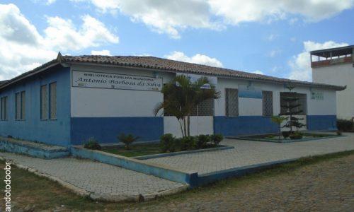 Itatira - Biblioteca Pública Municipal Antônio Barbosa da Silva
