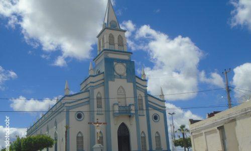 Jaguaretama - Igreja Matriz de Nossa Senhora da Conceição