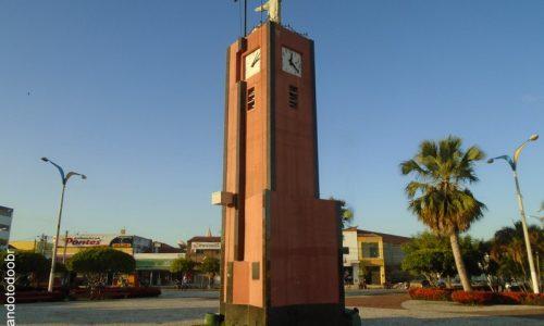 Jaguaruana - Praça Getúlio Vargas