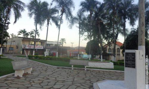 Jandaia - Praça Bernardino Esteve Rodrigues
