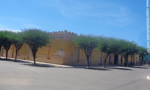 Janduís - Mercado Público Municipal