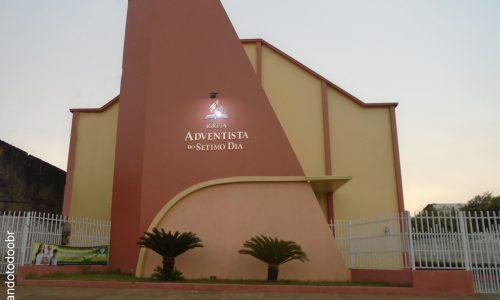 Jaru - Igreja Evangélica Adventista do Sétimo Dia