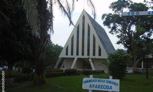 Jaru - Igreja de Nossa Senhora Aparecida