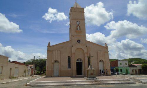 Jati - Igreja de Nossa Senhora de Santana