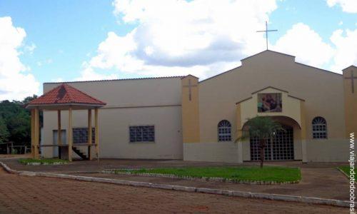 Jaupaci - Igreja Matriz de Santo Antônio