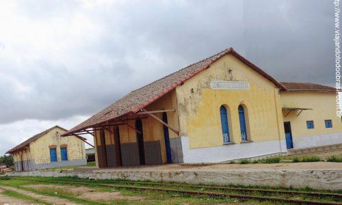 João Câmara - Antiga Estação Ferroviária