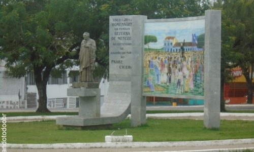Juazeiro do Norte - Praça do Giradouro