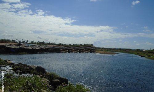 Limoeiro do Norte - Açude do Bixopá (Água Salgada)