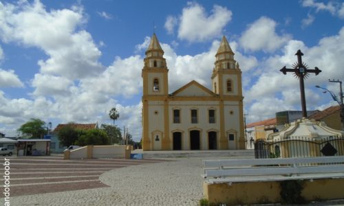Limoeiro do Norte -Igreja Matriz de Nossa Senhora da Imaculada Conceição