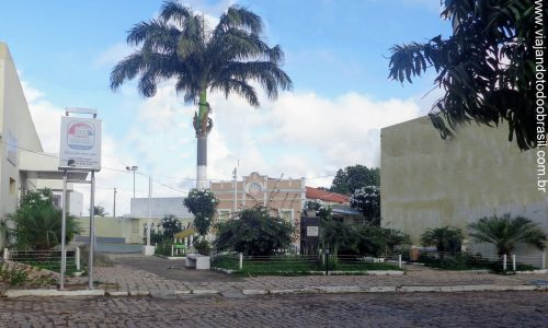 Luís Gomes - Praça Joca Claudino