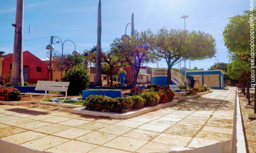 Lucrécia - Praça Adrião Duarte