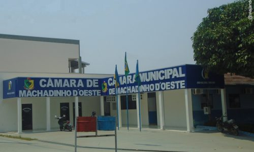 Machadinho D'Oeste - Câmara Municipal