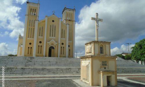 Madalena - Praça Matriz da Igreja Nossa Senhora da Imaculada Conceição
