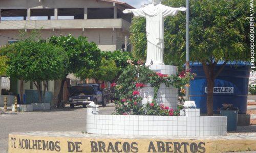 Marcelino Vieira - Imagem em homenagem ao Cristo Redentor