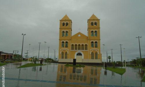 Marco - Igreja Matriz do Sagrado Coração de Jesus