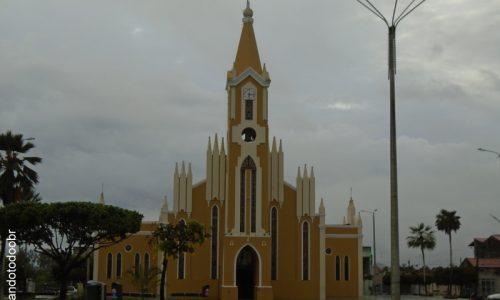 Marco - Igreja de São Manoel