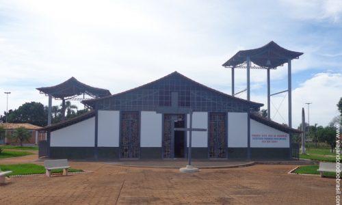 Matrinchã - Igreja Matriz de Santa Luzia
