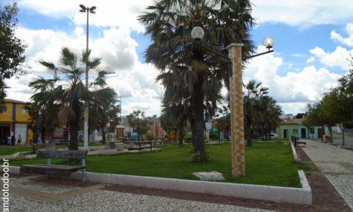 Mauriti - Praça Aconchego