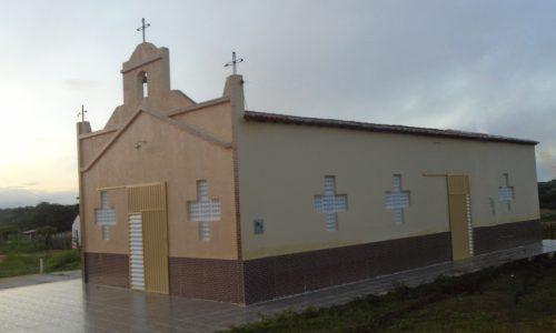 Milhã - Capela de Nossa Senhora de Fátima (Vila Cipó)