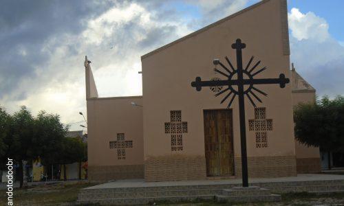 Milhã - Igreja Velha de Nossa Senhora da Conceição