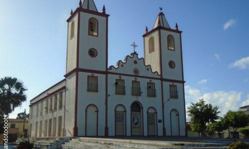 Miraíma - Igreja Matriz de São Pedro