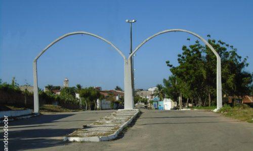 Miraíma - Portal na Entrada da Cidade