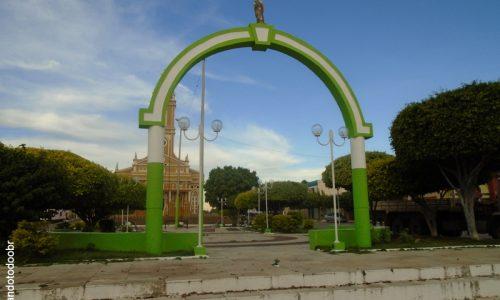 Missão Velha - Praça Monsenhor Horácio