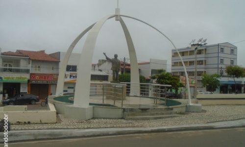 Mombaça - Praça Antônio Paes de Andrade