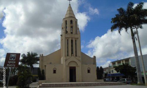 Monsenhor Tabosa - Igreja Matriz de São Sebastião