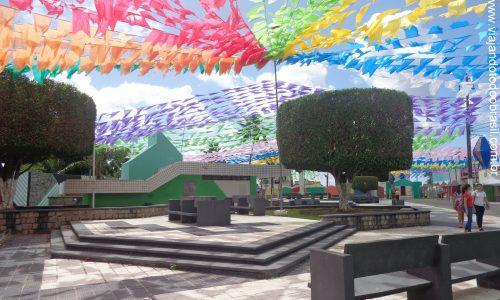 Monte Alegre - Praça Monsenhor Paiva