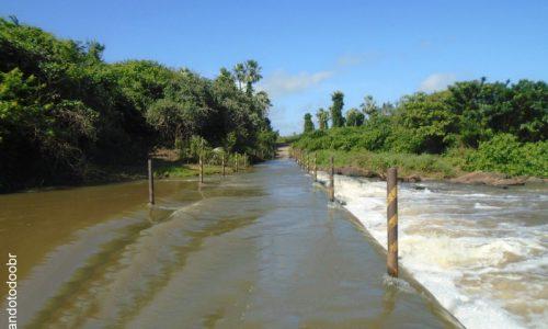 Moraújo - Passagem Molhada do Açude de Várzea da Volta