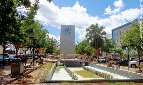 Mossoró - Praça do Relógio