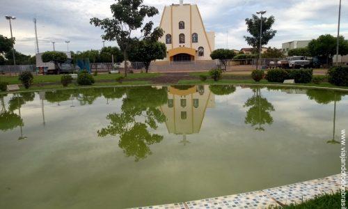 Mozarlândia - Igreja Matriz de Nossa Senhora do Perpétuo Socorro