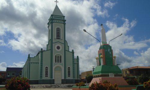Mucambo - Igreja Matriz de Sant'Ana