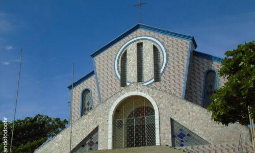 Mulungu - Igreja de São Sebastião