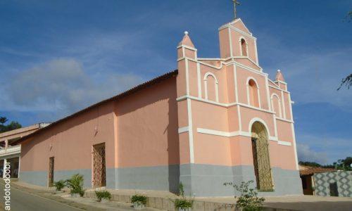 Mulungu - Igreja de Santa Luzia