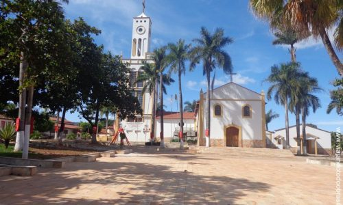 Niquelândia - Igreja Matriz de São José