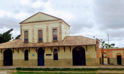 Nova Cruz - Antiga Estação Ferroviária