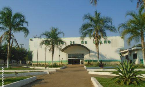 Prefeitura Municipal de Nova Mamoré