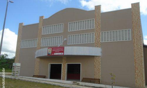 Novo Oriente - Quadra Poliesportiva Francisco de Oliveira Silva