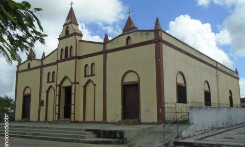 Ocara - Igreja Matriz da Sagrada Família