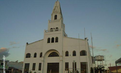 Pacujá - Igreja Matriz de São João Batista