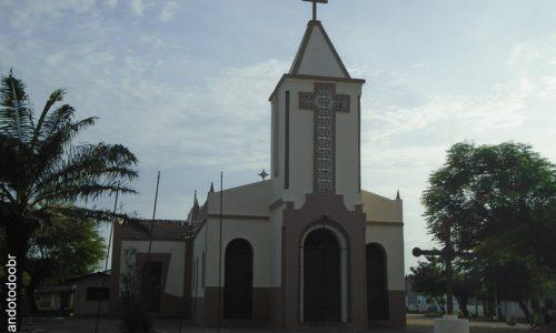 Palmácia - Igreja do Sagrado Coração de Jesus