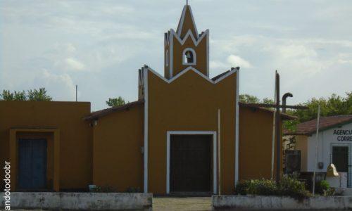 Palmácia - Igreja de Santa Edvigens