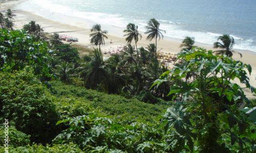 Paraipaba - Vista da Praia de Lagoinha