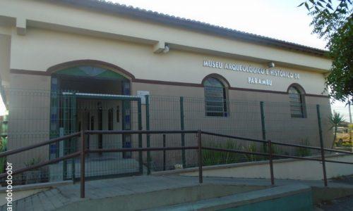 Parambu - Museu Arqueológico e Histórico