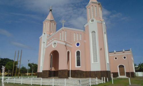 Paramoti - Igreja Senhora de Sant'Ana