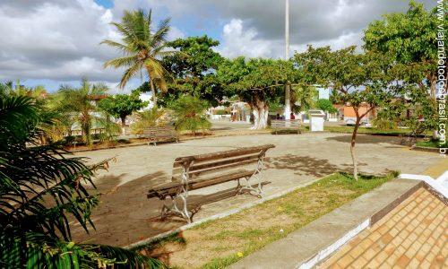 Passa e Fica - Praça Doutor Luiz Amâncio Ramalho